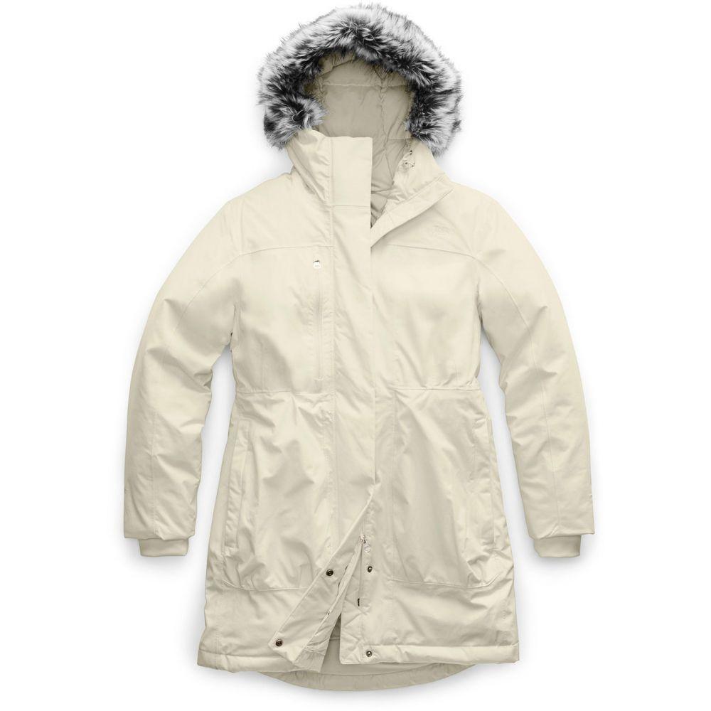 ザ ノースフェイス The North Face レディース ダウン・中綿ジャケット アウター【Downtown Parka Jacket】Vintage White