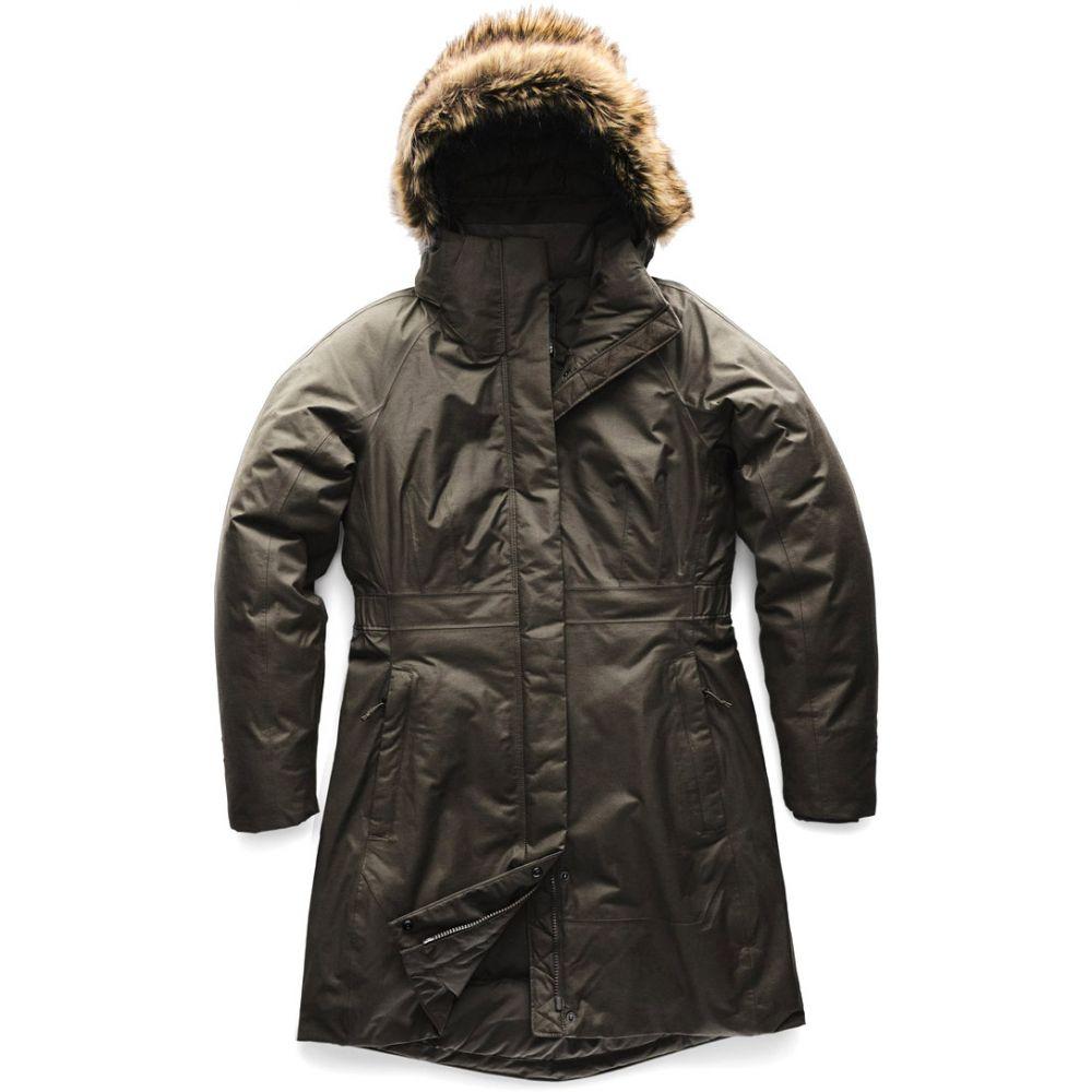 ザ ノースフェイス The North Face レディース コート アウター【Arctic Parka II Jacket】New Taupe Green