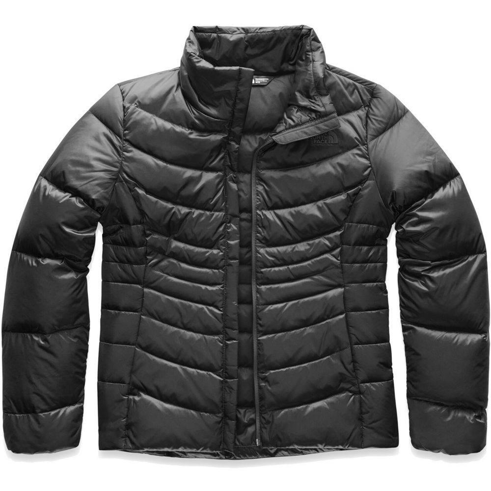 ザ ノースフェイス The North Face レディース ダウン・中綿ジャケット アウター【Aconcagua II Jacket】Shiny Asphalt Grey
