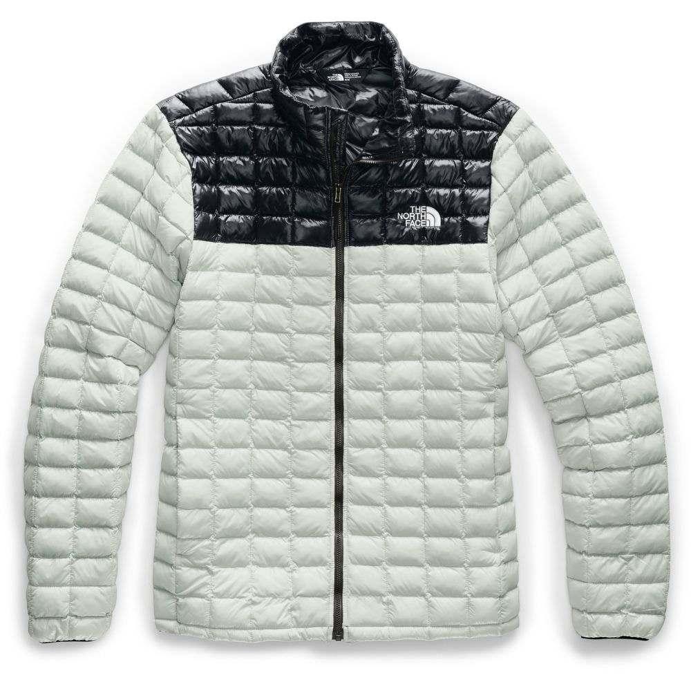 ザ ノースフェイス The North Face メンズ ジャケット アウター【ThermoBall Eco Jacket】Tin Grey/TNF Black