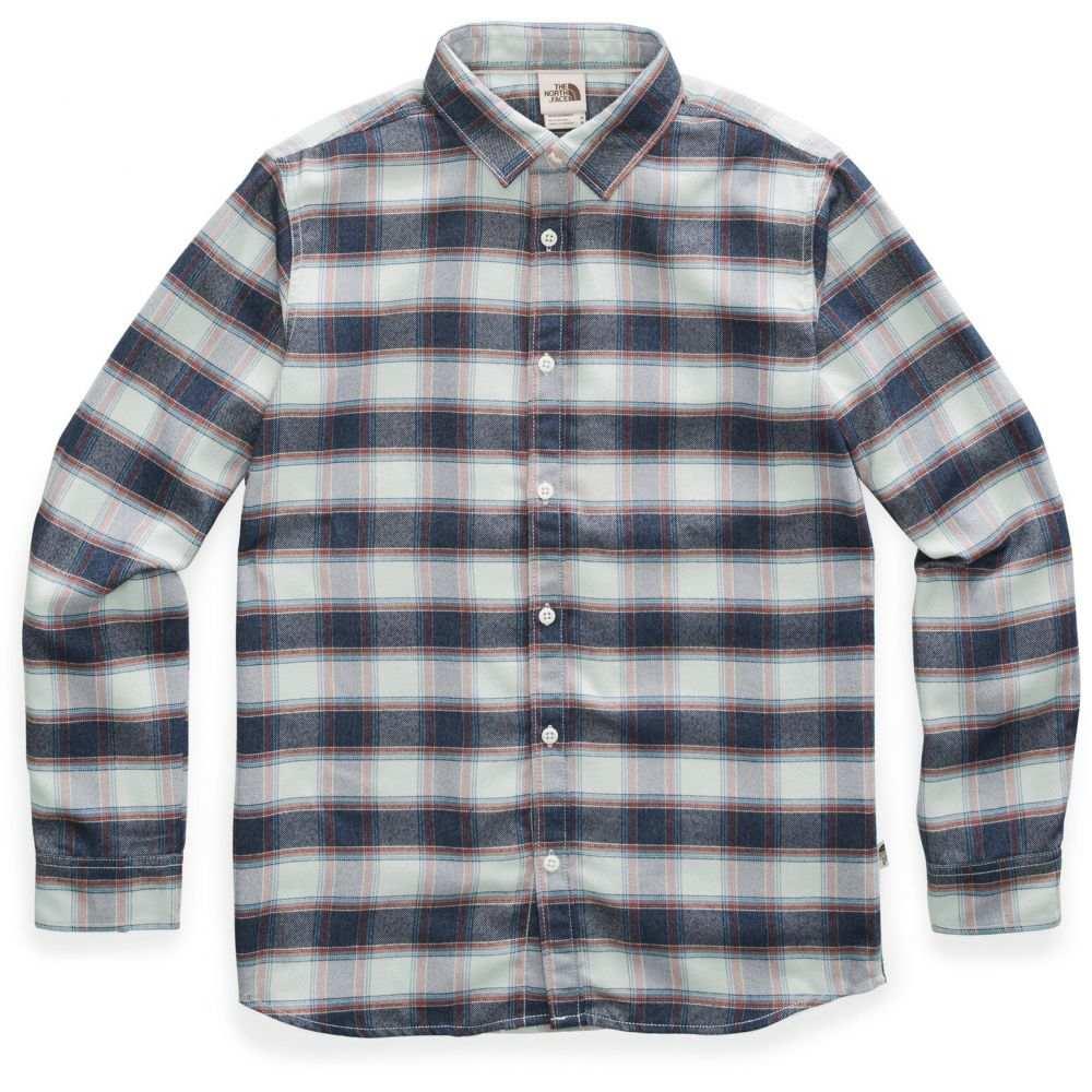 ザ ノースフェイス The North Face メンズ シャツ トップス【Thermocore L/S Shirt】Tin Grey Toast Plaid