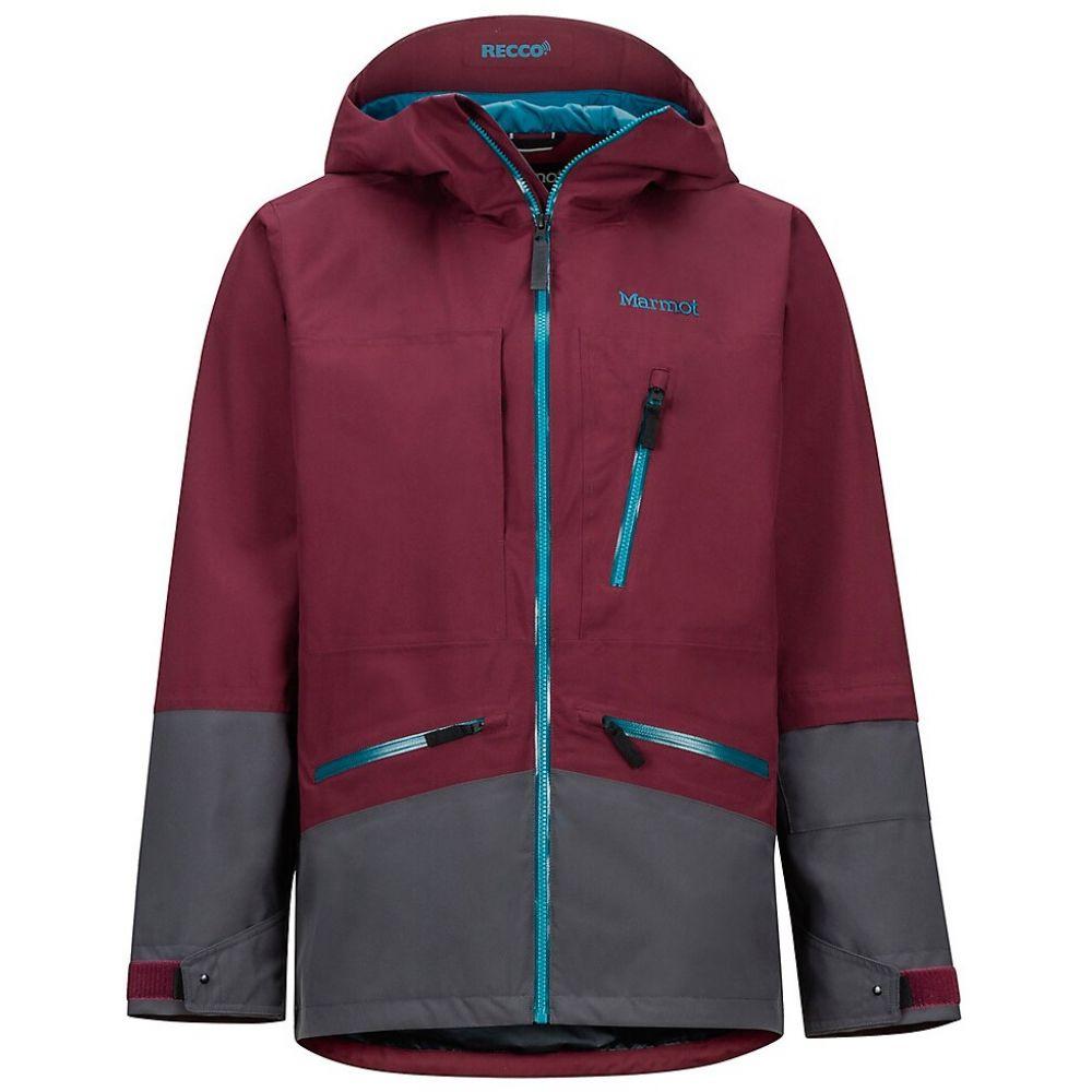 マーモット Marmot メンズ スキー・スノーボード ジャケット アウター【Moment Ski Jacket】Fig/Dark Steel