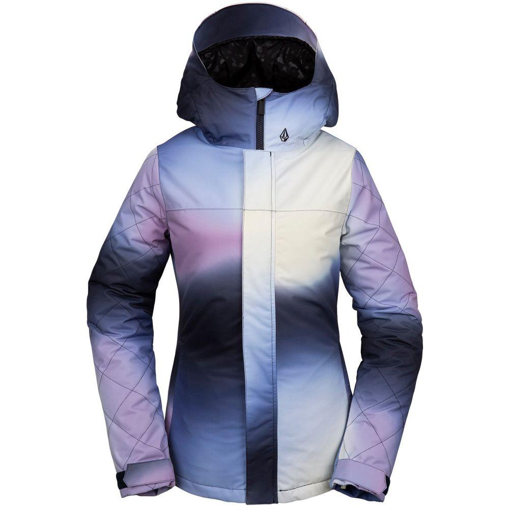 ボルコム Volcom レディース スキー・スノーボード ジャケット アウター【Bolt Insulated Snowboard Jacket】White