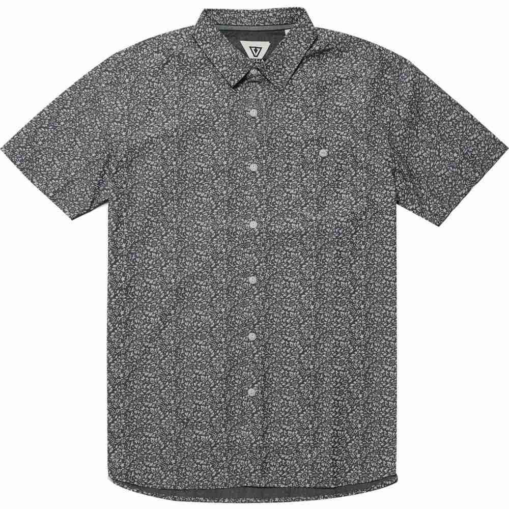 ヴィスラ Vissla メンズ シャツ トップス【Boozer Eco Shirt】Black