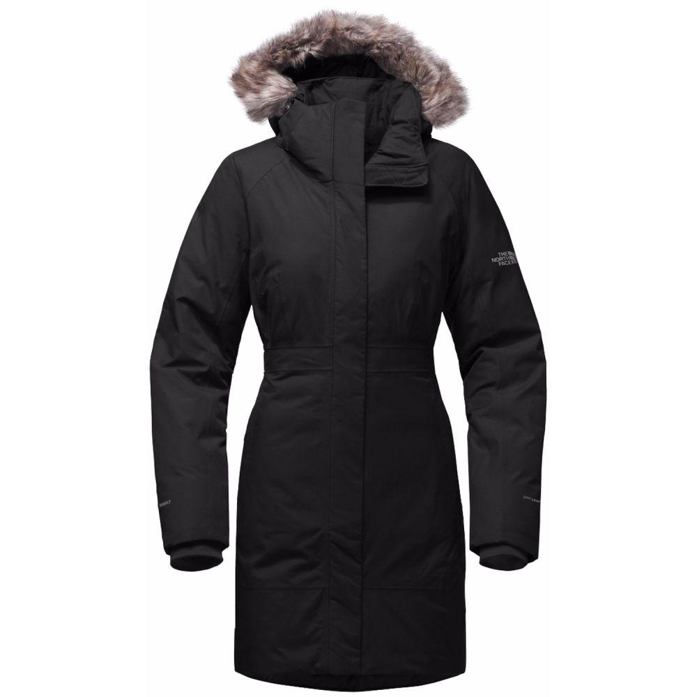 ザ ノースフェイス The North Face レディース コート アウター【Arctic Parka II Jacket】TNF Black