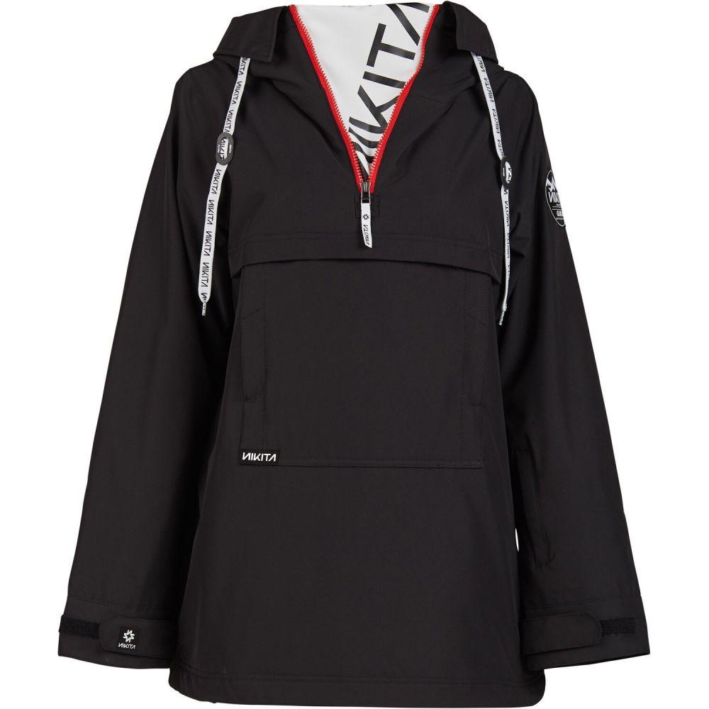 ニキータ Nikita レディース スキー・スノーボード ジャケット アウター【Hemlock Snowboard Jacket】Black