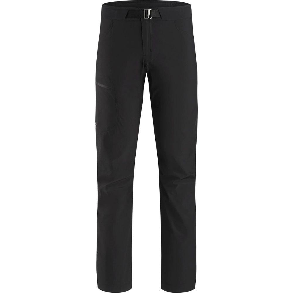 アークテリクス Arc'teryx メンズ ハイキング・登山 ボトムス・パンツ【Lefroy Hiking Pants】Black