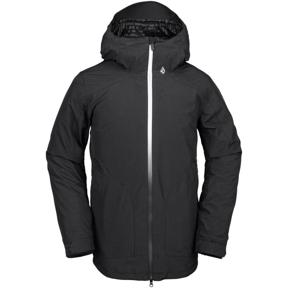 ボルコム Volcom メンズ スキー・スノーボード ジャケット アウター【Resin Gore-Tex Snowboard Jacket】Black