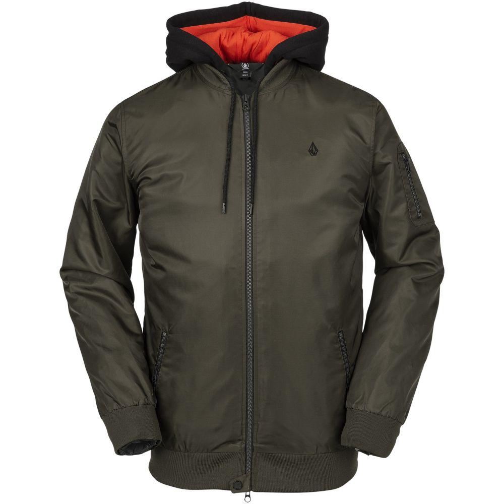 ボルコム Volcom メンズ ジャケット アウター【Cheyne 3-in-1 Jacket】Forest