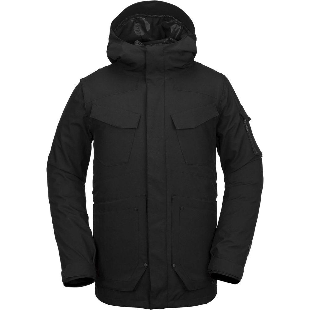 ボルコム Volcom メンズ スキー・スノーボード シェルジャケット ジャケット アウター【VCO Inferno Shell Snowboard Jacket】Black
