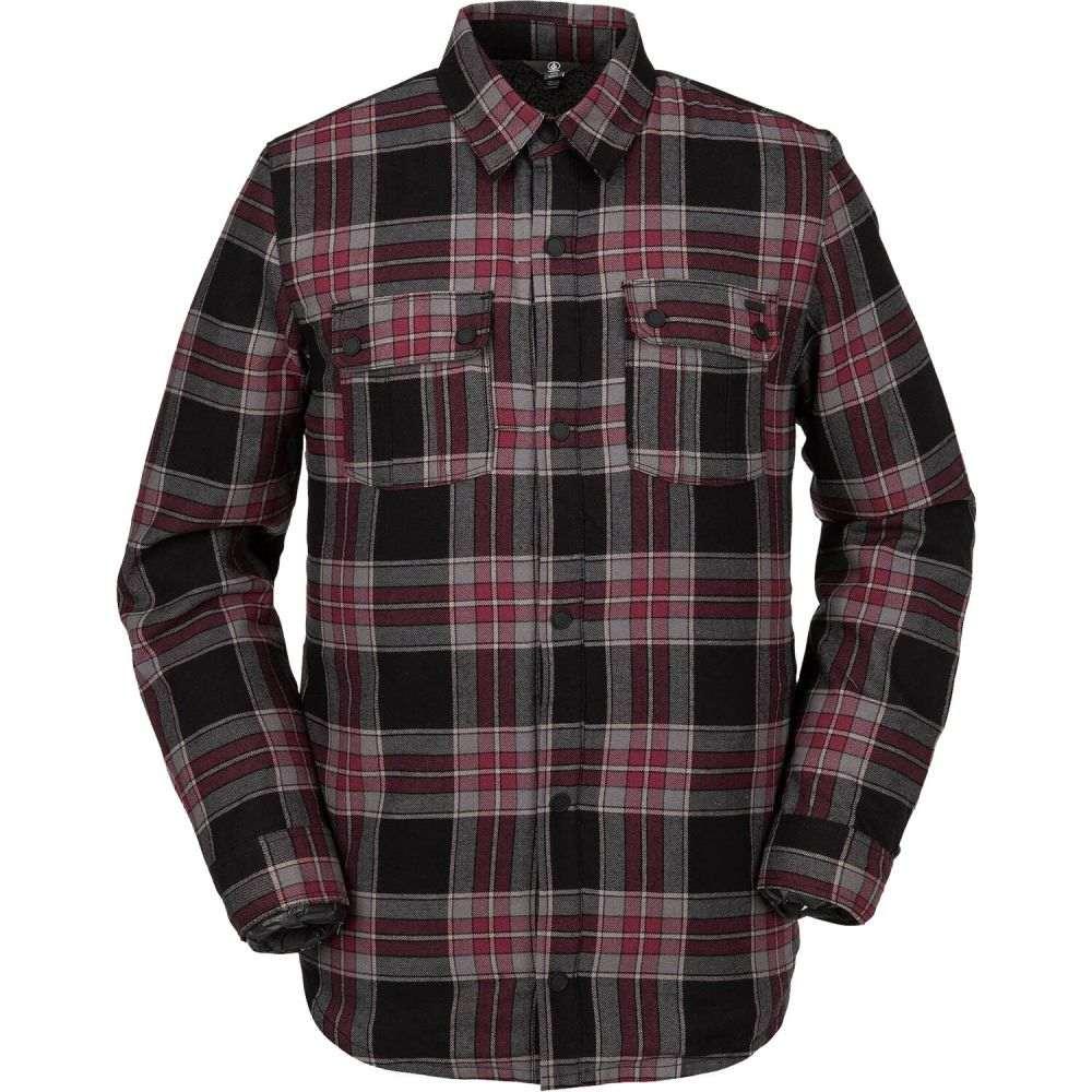 ボルコム Volcom メンズ シャツ トップス【Sherpa Flannel】Red