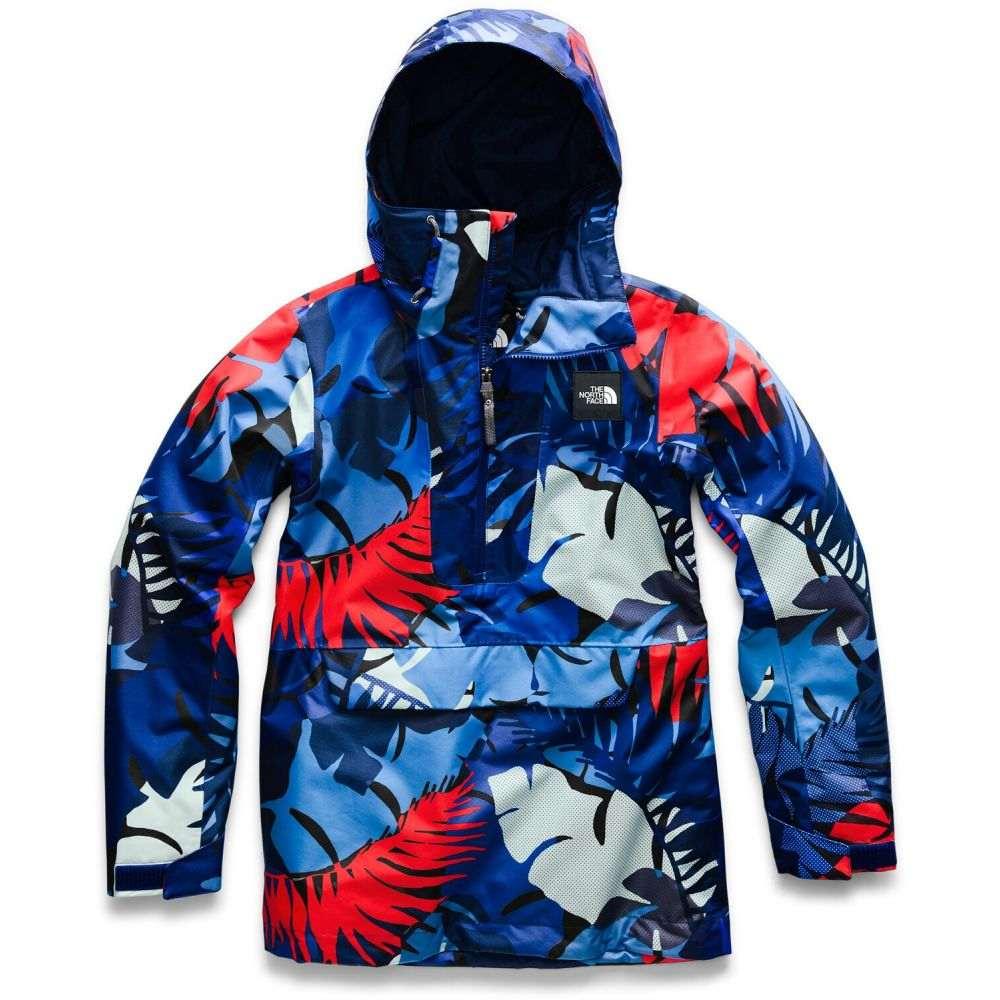 ザ ノースフェイス The North Face レディース スキー・スノーボード ジャケット アウター【Tanager Snowboard Jacket】Flag Blue Palms Print