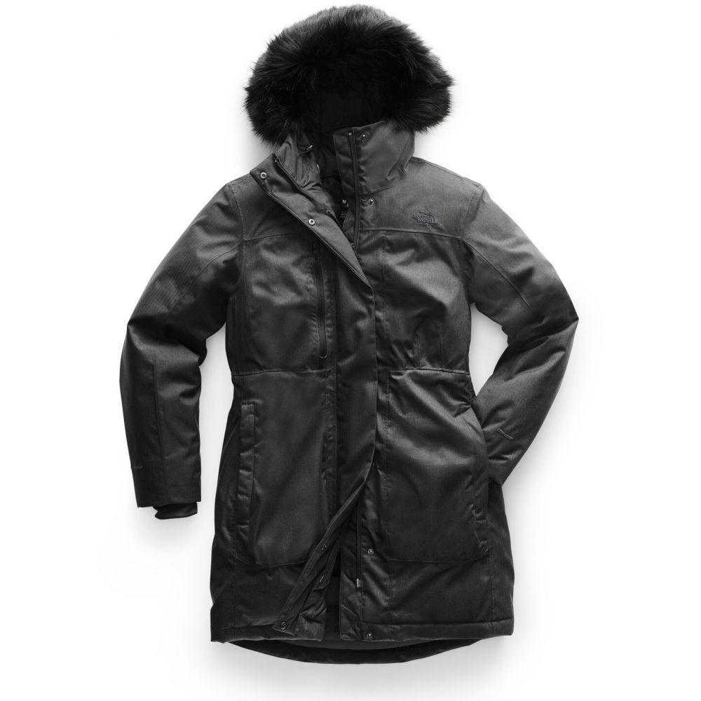 ザ ノースフェイス The North Face レディース ダウン・中綿ジャケット アウター【Downtown Parka Jacket】TNF Dark Grey Heather