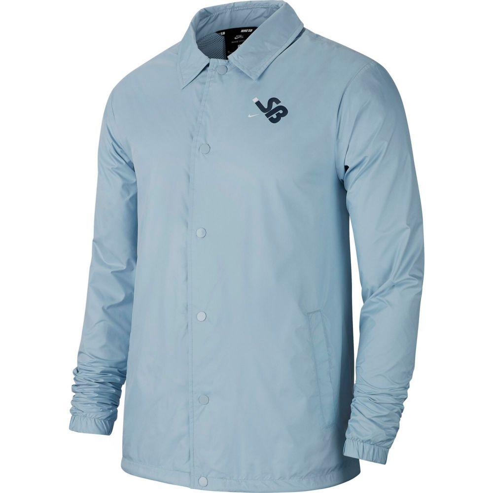 ナイキ Nike メンズ ジャケット コーチジャケット アウター【SB Seasonal Coaches Jacket】LT Armory Blue/Midnight Navy