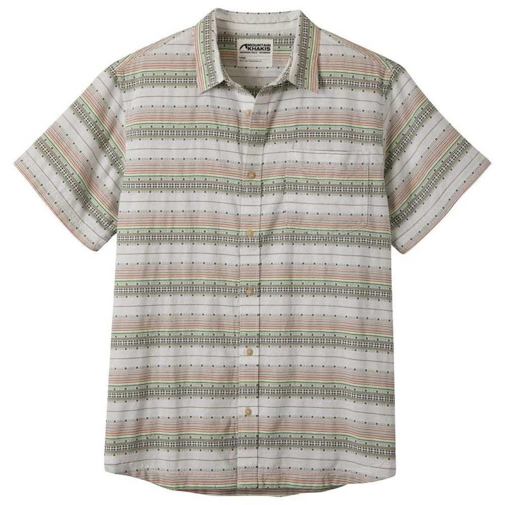 マウンテンカーキス Mountain Khakis メンズ シャツ トップス【Horizon Shirt】Linen
