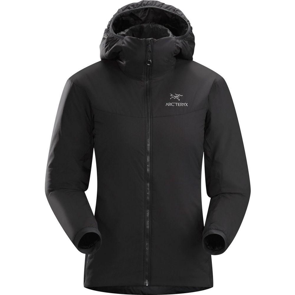 アークテリクス Arc'teryx レディース スキー・スノーボード パーカー ジャケット アウター【Atom LT Hoody Ski Jacket】Black
