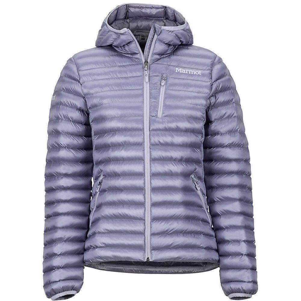 マーモット Marmot レディース ジャケット アウター【Avant Featherless Hoody Jacket】Lavender Aura