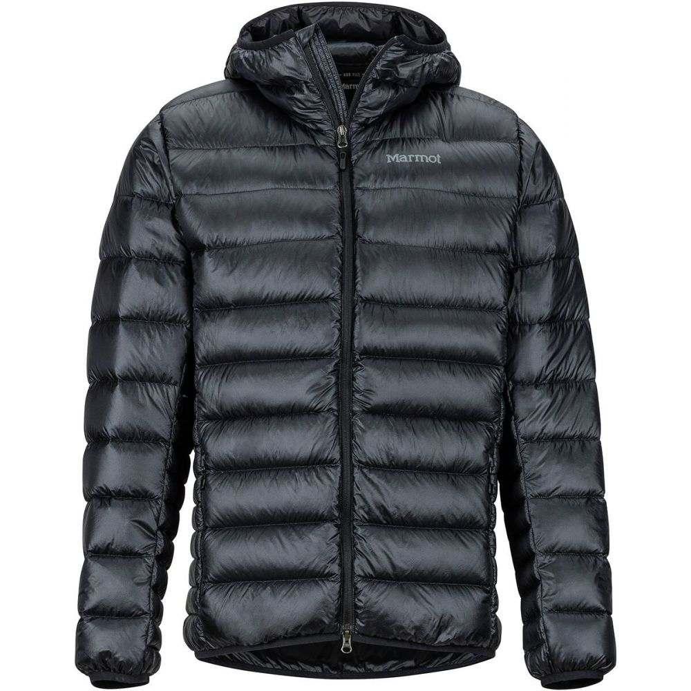 マーモット Marmot メンズ ダウン・中綿ジャケット アウター【Hype Down Hoody Jacket】Black