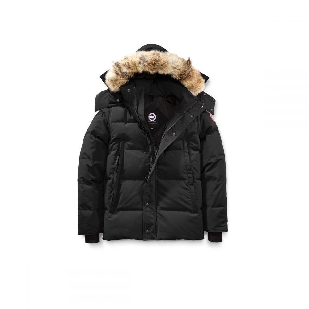 カナダグース Canada Goose メンズ コート アウター【Wyndham Parka Jacket】Black