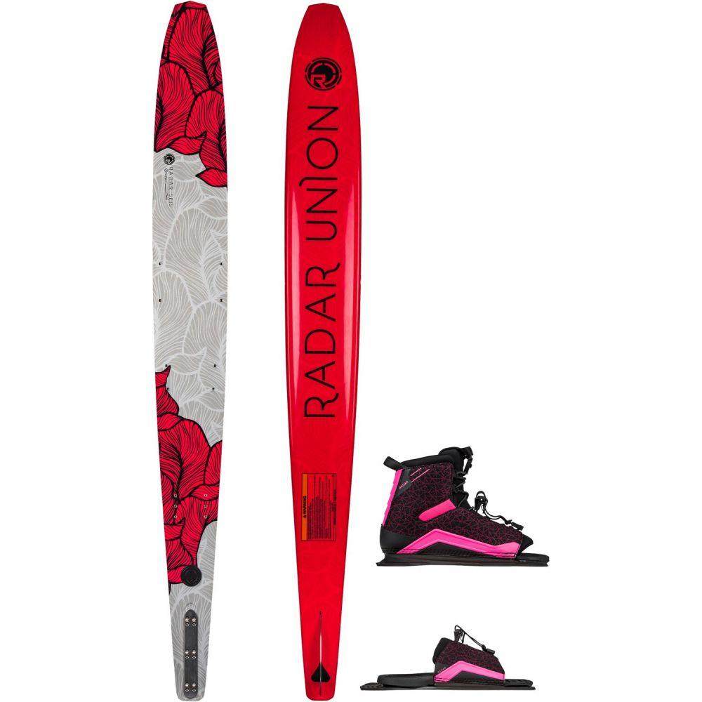 レーダー Radar レディース スキー・スノーボード ビンディング【Union Slalom Ski w/ Lyric/ARTP Bindings】
