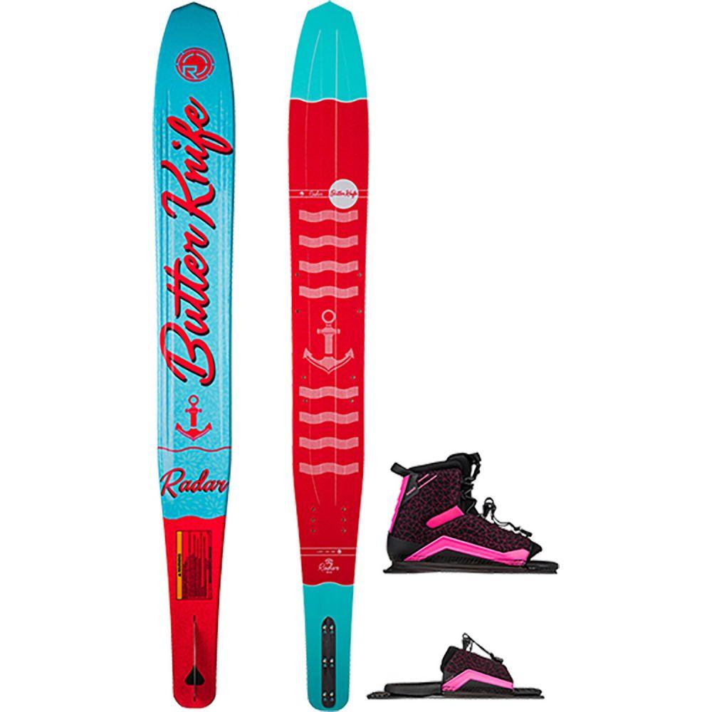 レーダー Radar レディース スキー・スノーボード ビンディング【Butter Knife Slalom Ski w/ Lyric/ARTP Bindings】