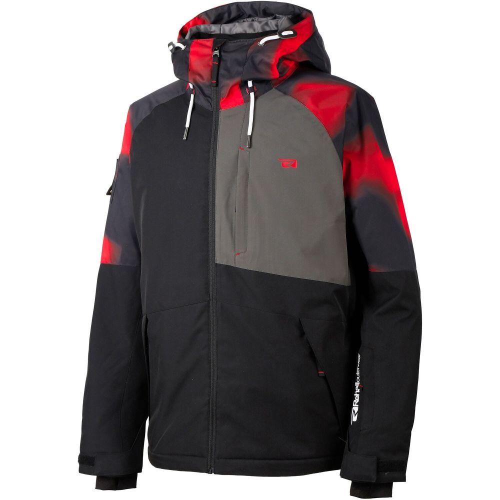 リホール Rehall メンズ スキー・スノーボード ジャケット アウター【Flow Snowboard Jacket】Red Dirt Camo