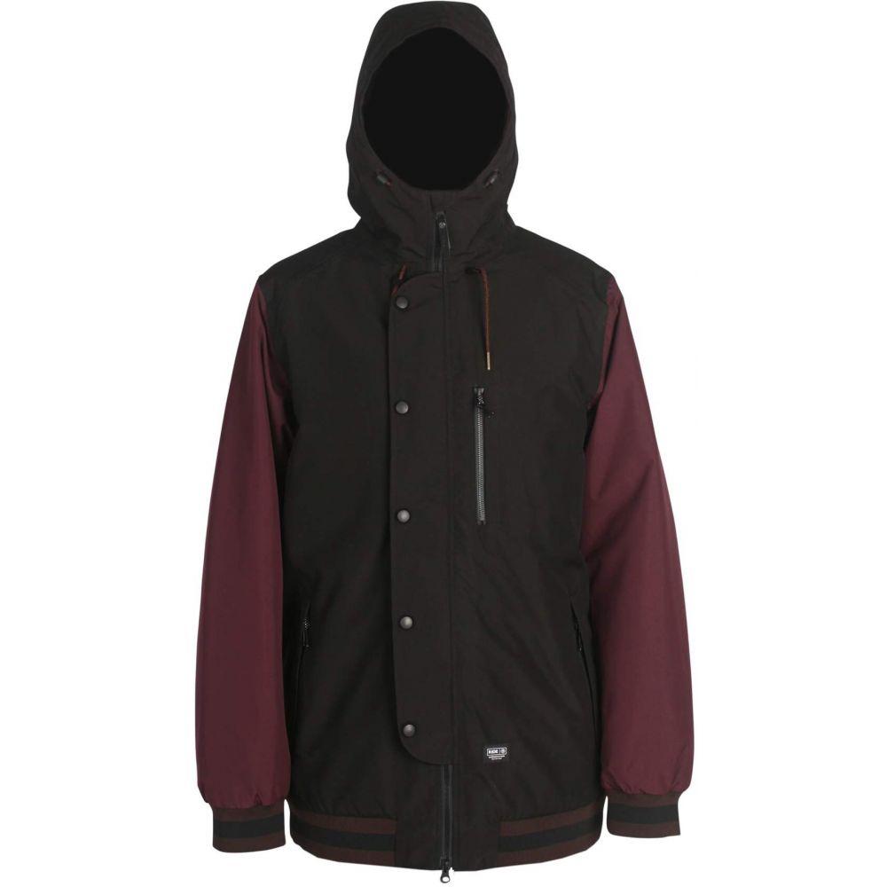 ライド Ride メンズ スキー・スノーボード ジャケット アウター【Vantage Snowboard Jacket】Black/Burgundy