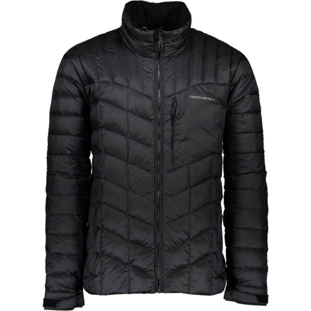 オバマイヤー Obermeyer メンズ ダウン・中綿ジャケット アウター【Klaus' Down Insulator Jacket】Black