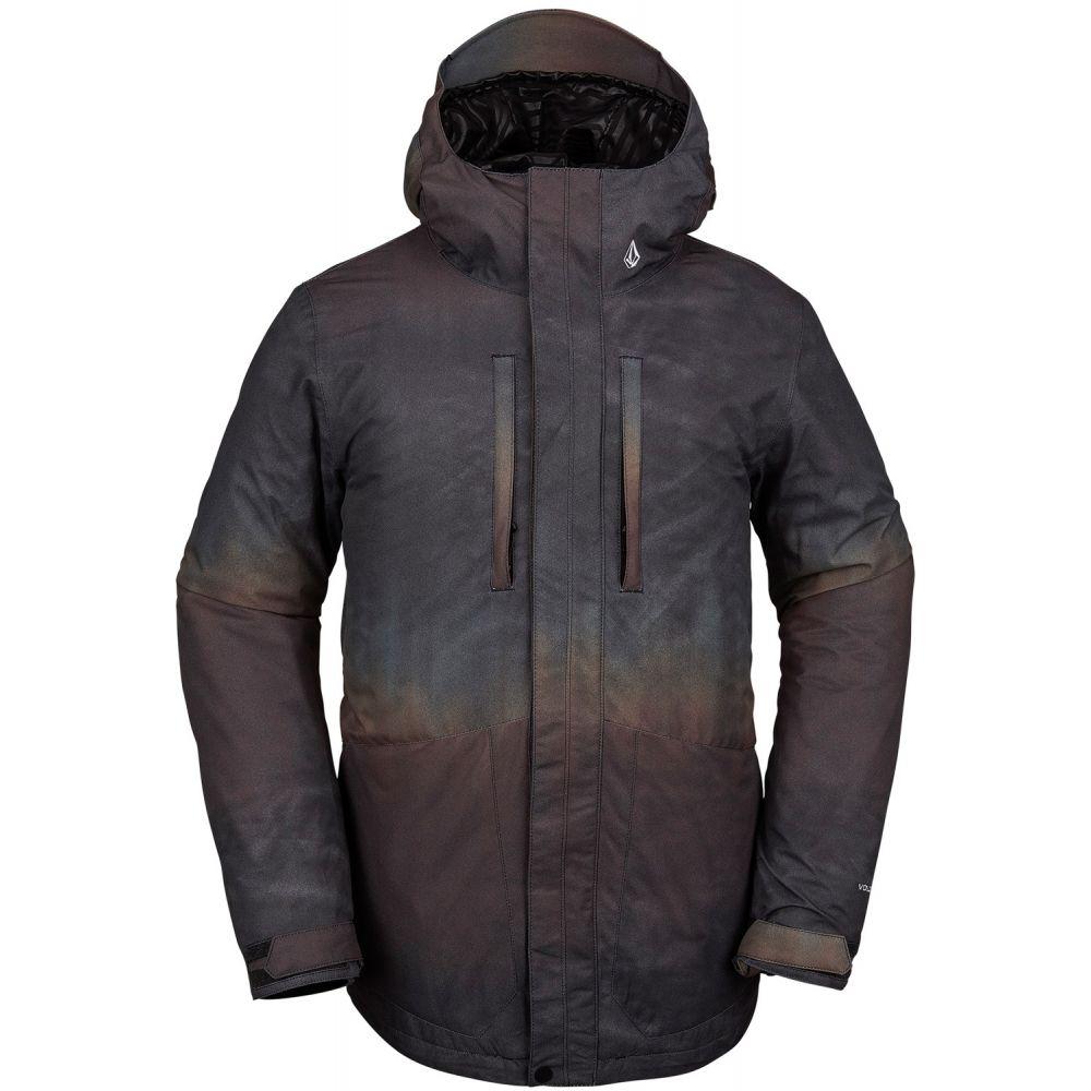 ボルコム Volcom メンズ スキー・スノーボード ジャケット アウター【Slyly Insulated Snowboard Jacket】Brown