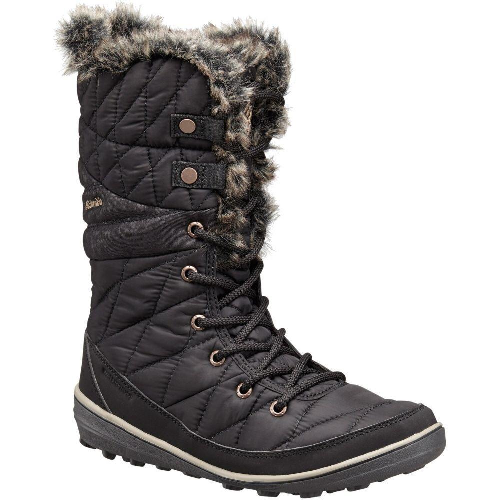 コロンビア Columbia レディース ブーツ シューズ・靴【Heavenly Omni-Heat Boots】Black/Kettle