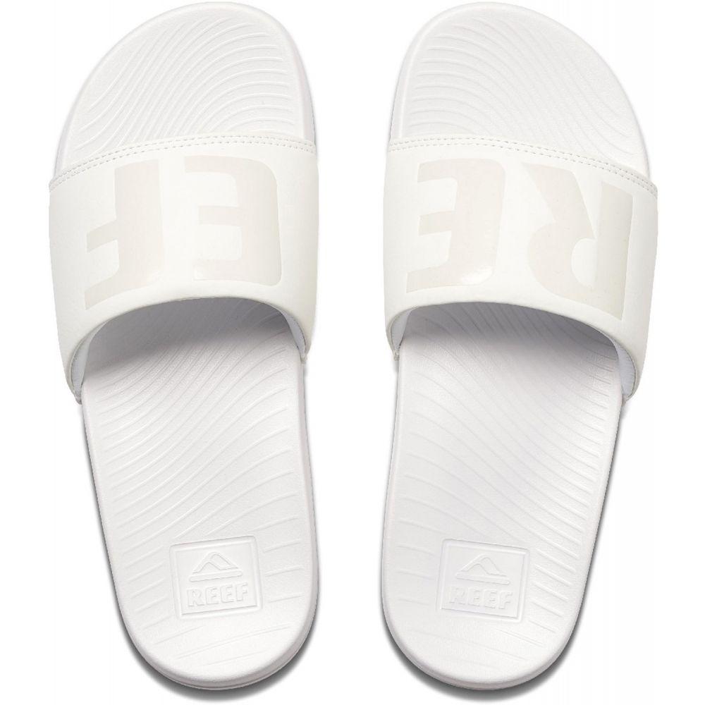 リーフ Reef レディース サンダル・ミュール シューズ・靴【One Slide Sandals】Cloud