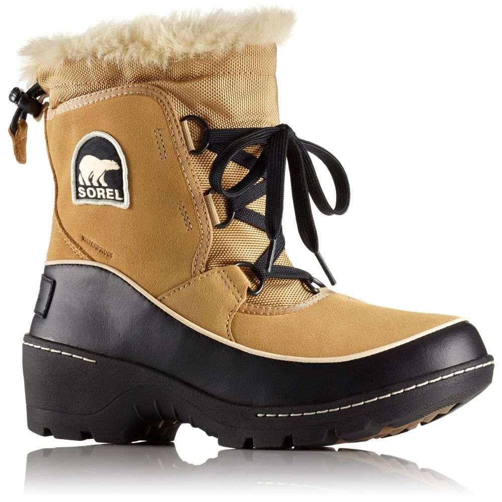 ソレル Sorel レディース ブーツ シューズ・靴【Tivoli III Boots】Curry/Black