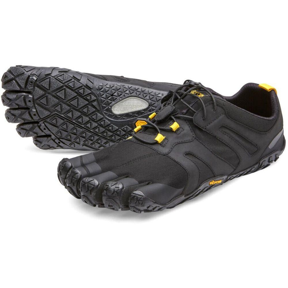 ビブラム Vibram レディース ハイキング・登山 ファイブフィンガーズ シューズ・靴【FiveFingers V-Trail 2.0 Hiking Shoes】Black/Yellow