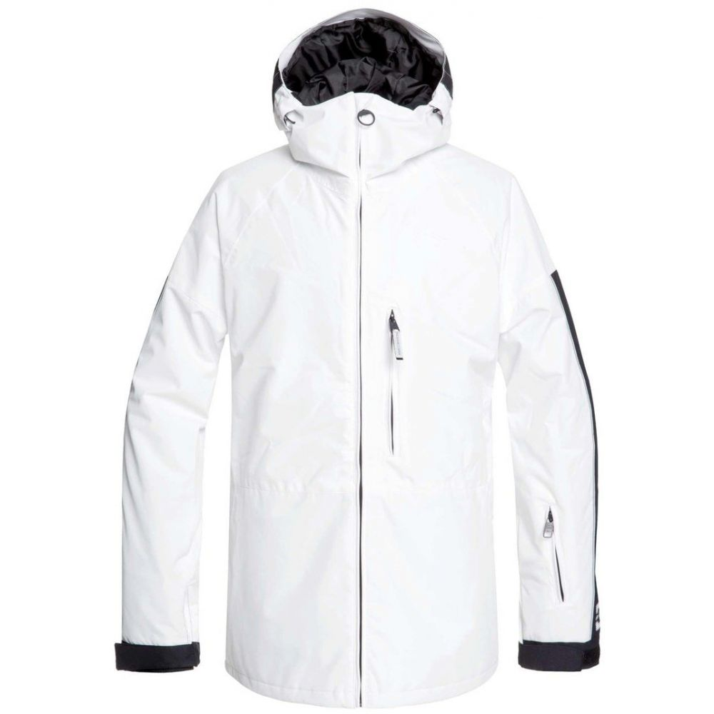 ディーシー DC メンズ スキー・スノーボード ジャケット アウター【Retrospect Snowboard Jacket】White