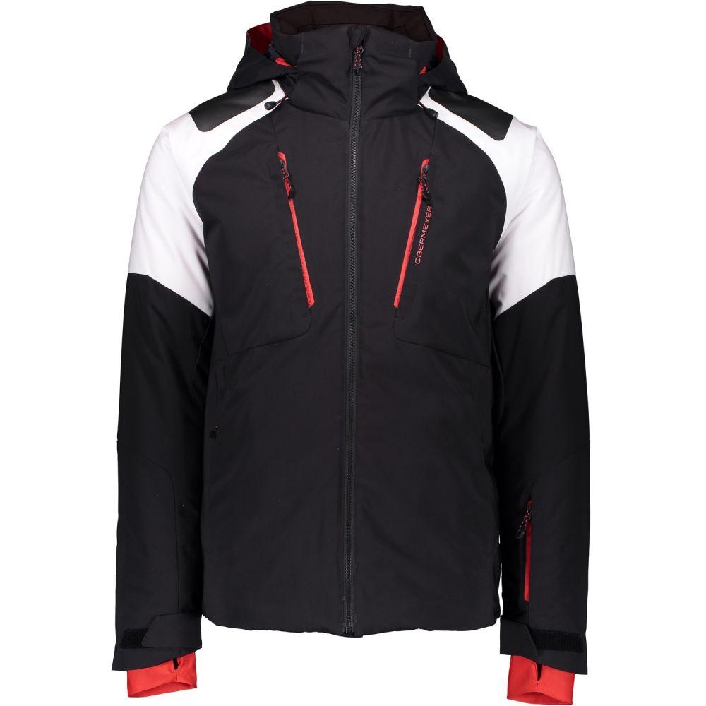 オバマイヤー Obermeyer メンズ スキー・スノーボード ジャケット アウター【Foundation Ski Jacket】White