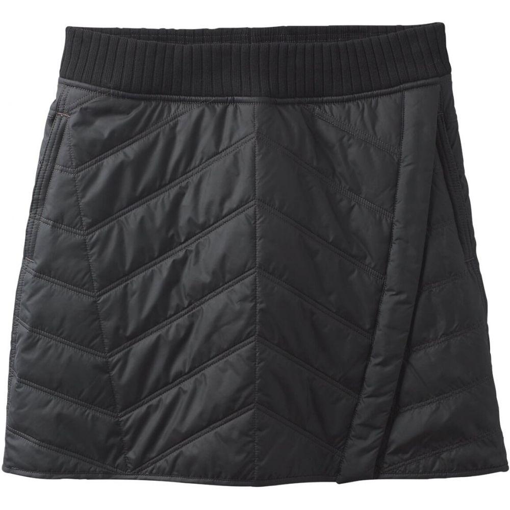プラーナ Prana レディース スカート ラップスカート【Diva Wrap Skirt】Black