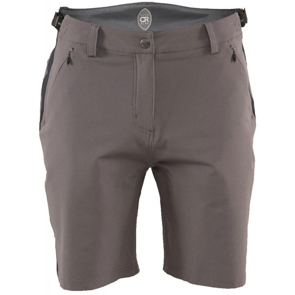 クラブライド Club Ride メンズ 自転車 ショートパンツ ボトムス・パンツ【Bypass Bike Shorts】Grey