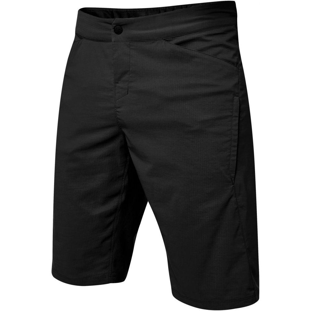 訳あり商品 フォックス メンズ 自転車 ボトムス パンツ Black 好評受付中 サイズ交換無料 Shorts Utility Bike Ranger ショートパンツ Fox