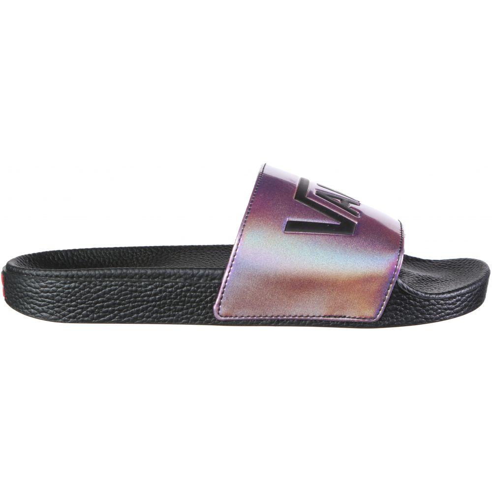 ヴァンズ Vans レディース サンダル・ミュール シューズ・靴【Slide-On Sandals】 Black