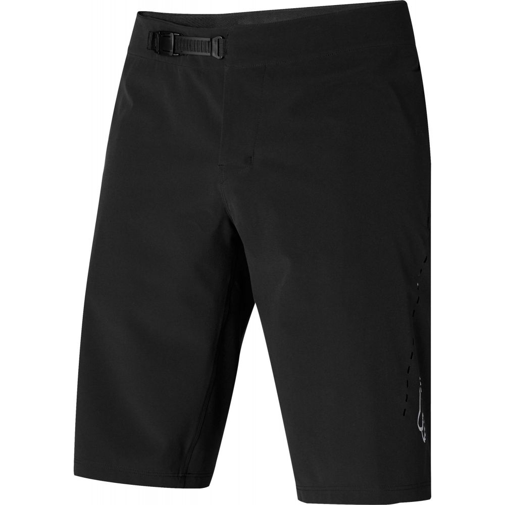 <title>フォックス メンズ 自転車 ボトムス パンツ Black サイズ交換無料 Fox 豊富な品 ショートパンツ Flexair Lite Bike Shorts</title>