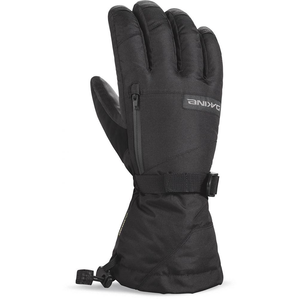 ダカイン Dakine メンズ スキー・スノーボード グローブ【Leather Titan Gore-Tex Gloves】Black