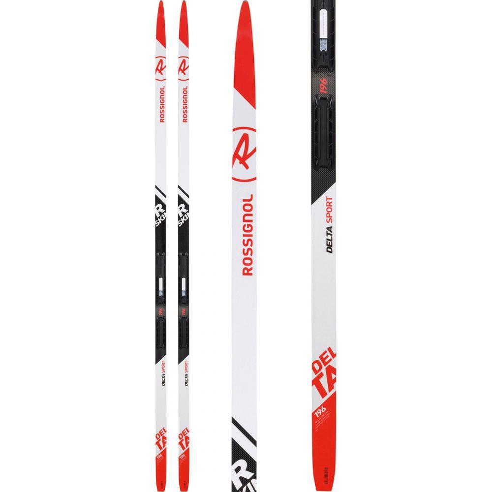ロシニョール Rossignol メンズ スキー・スノーボード ボード・板【Delta Sport R-Skin IFP XC Skis 2021】