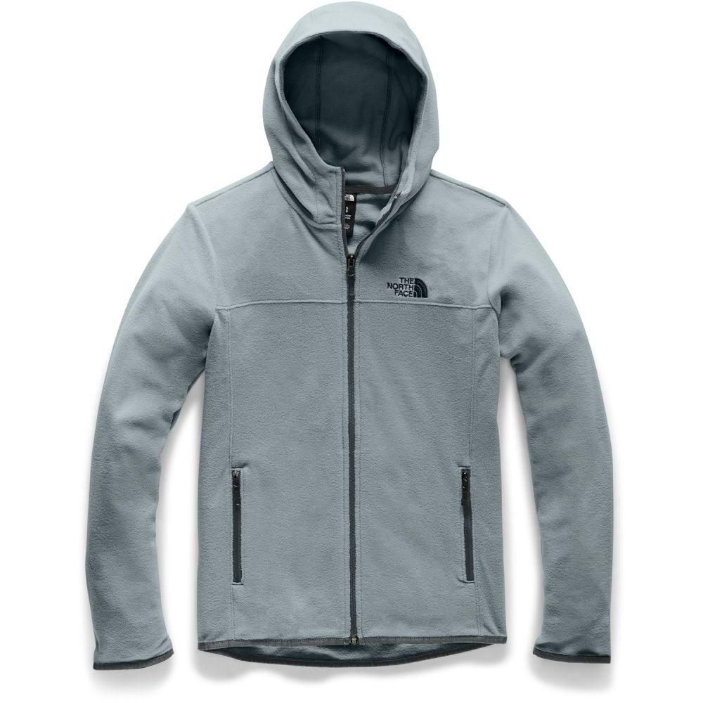 ザ ノースフェイス The North Face レディース スキー・スノーボード パーカー トップス【TKA Glacier Full Zip Hoodie Fleece】Mid Grey/Mid Grey