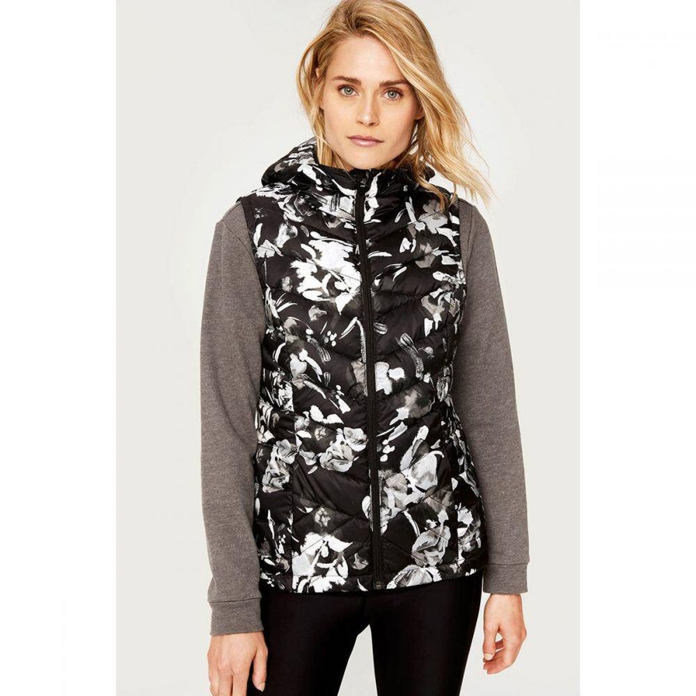 ロール Lole レディース ベスト・ジレ トップス【Rose Vest】Black/Winter Bloom