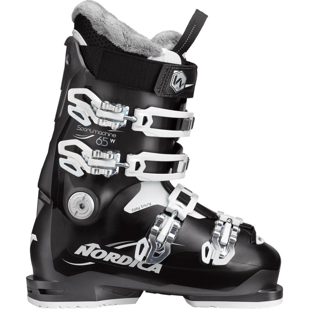 ノルディカ Nordica レディース スキー・スノーボード ブーツ シューズ・靴【Sportmachine 65 Ski Boots 2021】Black/Anthracite/White