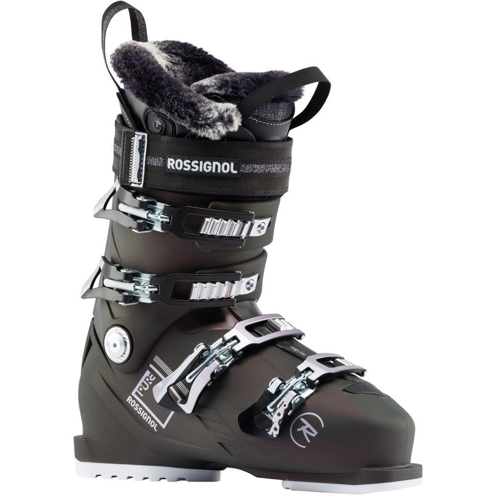 ロシニョール Rossignol レディース スキー・スノーボード ブーツ シューズ・靴【Pure Heat Ski Boots 2020】Black