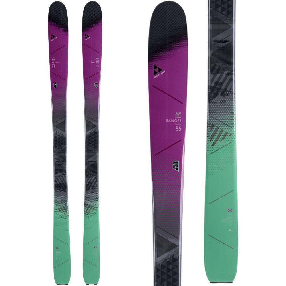 フィッシャー Fischer レディース スキー・スノーボード ボード・板【My Ranger 85 Skis】