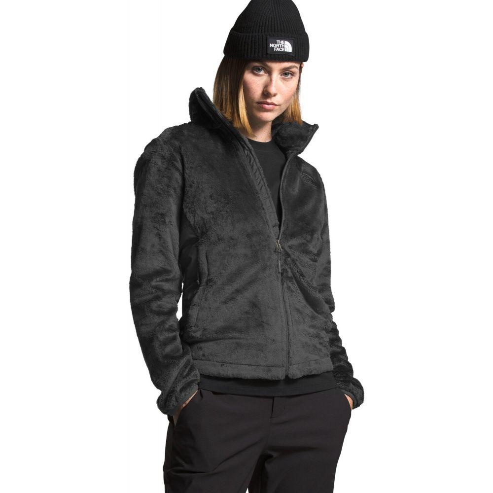 ザ ノースフェイス The North Face レディース スキー・スノーボード トップス【Osito Hybrid Full Zip Fleece】Asphalt Grey