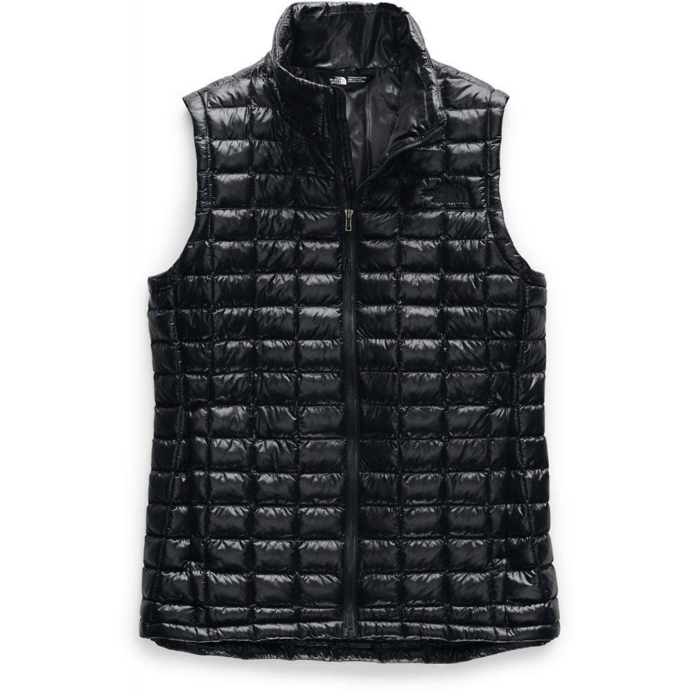 ザ ノースフェイス The North Face レディース ベスト・ジレ トップス【ThermoBall Vest】TNF Black