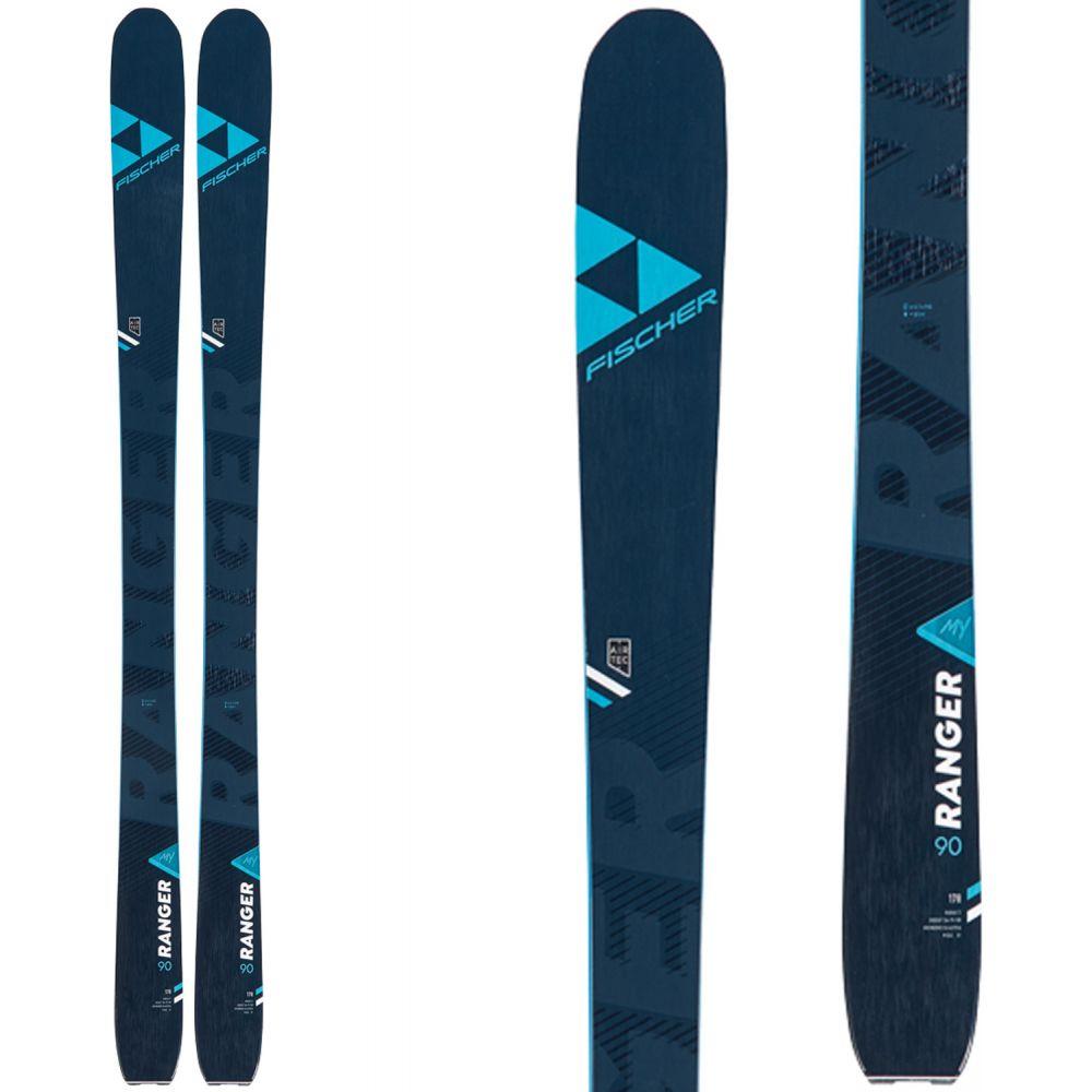 フィッシャー Fischer レディース スキー・スノーボード ボード・板【My Ranger 90 Ti Skis 2020】